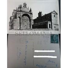 ANTIGUA POSTAL SALAMANCA 1957 CONVENTO DE SAN ESTEBAN CASTILLA Y LEON    CC3813