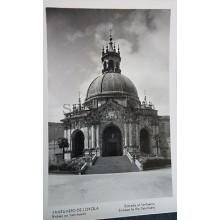 ANTIGUA POSTAL ENTRADA SANTUARIO DE LOYOLA AZPEITIA GUIPUZCOA POSTCARD   CC3816