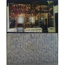 ANTIGUA POSTAL SANTUARIO DE LOYOLA CAPILLA RELIQUIAS  AZPEITIA GUIPUZCOA CC3817