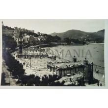 ANTIGUA POSTAL SAN SEBASTIAN BALNEARIO DE LA PERLA GUIPUZCOA PAIS VASCO  CC3867