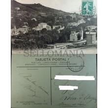 ANTIGUA POSTAL SAN SEBASTIAN ATEGORRIETA GUIPUZCOA PAIS VASCO POSTCARD   CC3871