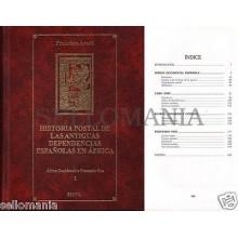 HISTORIA POSTAL EX COLONIAS ESPAÑOLAS . TOMO I . AFRICA OCCIDENTAL  FERNANDO POO