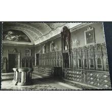 ANTIGUA POSTAL MADRID SACRISTIA  DE LA IGLESIA SAN FRANCISCO EL GRANDE   CC04237