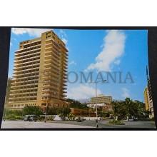 ANTIGUA POSTAL PUERTO DE LA CRUZ HOTEL SAN FELIPE Y HOTEL TOPE CANARIAS  CC03608
