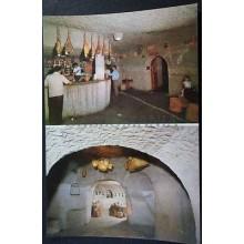POSTAL GRAN CANARIA 1972 BAR TAGOROR BARRANCO DE GUAYADEQUE POSTCARD     CC03640