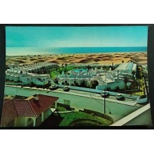 POSTAL GRAN CANARIA BUNGALOWS SAHARA BEACH CLUB PLAYA INGLES POSTCARD    CC03645