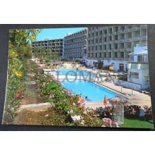 POSTAL GRAN CANARIA 1978 HOTEL CATERINA PLAYA PLAYA INGLES POSTCARD      CC03651