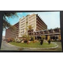 POSTAL GRAN CANARIA HOTEL BEVERLY PARK CANARIAS SAN AGUSTIN POSTCARD     CC03657