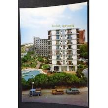 POSTAL GRAN CANARIA HOTEL BEVERLY PACK CANARIAS SAN AGUSTIN POSTCARD     CC03659