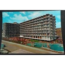 POSTAL GRAN CANARIA HOTEL BEVERLY PACK CANARIAS SAN AGUSTIN POSTCARD     CC03660