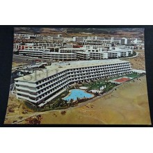POSTAL GRAN CANARIA HOTEL SANTA MONICA PLAYA INGLES CANARIAS POSTCARD    CC03661