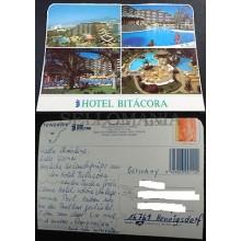 POSTAL ARONA TENERIFE HOTEL BITACORA LAS AMERICAS CANARIAS POSTCARD      CC03664