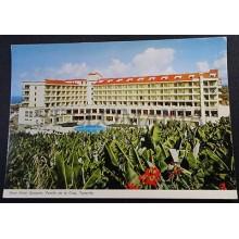 POSTAL PUERTO LA CRUZ TENERIFE 1979 GRAN HOTEL DURAZNO CANARIAS POSTCARD CC03670