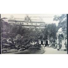 ANTIGUA POSTAL SAN SEBASTIAN PLAZA DE GUIPUZCOA  HAUSER & MENET POSTCARD CC03735