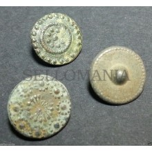 3 SMALL ANTIQUE BUTTON CENTURY XVIII OLD BOUTON BUTTON BOTON SEE MY SHOP CCB6
