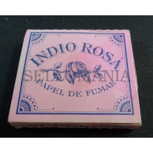 ANTIQUE CIGARETTE ROLLING PAPER INDIO ROSA EARLY 1900 TOBACCIANA COLLECTIBLES 10