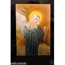 ANTIGUA POSTAL DE LA DOLOROSA OLD OUR LADY OF SORROWS POSTCARD HOLY CARD  CC0001