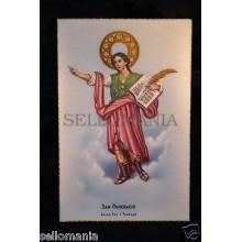 ANTIGUA POSTAL SAN PANCRACIO OLD SAINT PANCRAS POSTCARD HOLY CARD         CC0015