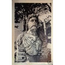 POSTAL BUSTO ADRIANO CIRCO ROMANO RUINAS ITALICA POSTCARD POSTKARTE      CC03314