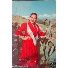 POSTAL BAILAORAS DEL SACROMONTE GRANADA DANZAS ANDALUCIA DANCE POSTCARD  CC03357