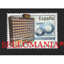2018 GESTION CATASTRAL CADASTRAL MANAGEMENT TAX IMPUESTOS CATASTRO EDIFIL  5254 ** MNH TC21982