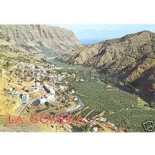 POSTAL ISLA DE LA GOMERA VALLE HERMIGÜA  CANARIAS  POSTCARD POSTKARTE    CC00522