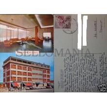 POSTAL DEL HOTEL CIVERA TERUEL ARAGON POSTCARD POSTKARTE                 CC03009