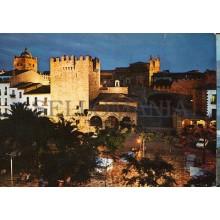 ANTIGUA POSTAL CACERES TORRE BUJACO Y ERMITA OLD POSTCARD POSTKARTE      CC01397