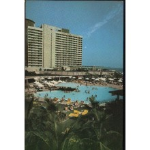 ANTIGUA POSTAL HOTEL INTERCONTINENTAL RIO DE JANEIRO POSTCARD POSTKARTE  CC01535