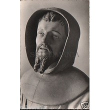 ANTIGUA POSTAL RELIGIOSA SAN FRANCISCO DE ASIS VALLADOLID OLD POSTCARD   CC00727