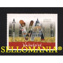 2018 VALLADOLID 12 MONTHS 12 STAMPS ** MNH SPAIN LIBROS BOOKS TC21968