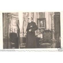FOTO APOSTALADA AÑO 1947 TEATRO CATALUNYA ELS MILLONS DEL ONCLE          CC00071