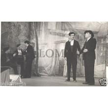 FOTO APOSTALADA AÑO 1945-49 TEATRO CATALUÑA LA ERMITA LA FUENTE Y EL RIO CC00073