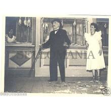 FOTO AÑO 1950 TEATRO CATALAN ORFEO GRACIENC LA REINA DEL MERCAT          CC00078