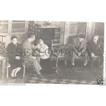 FOTO APOSTALADA AÑO 1948 TEATRO CATALAN . BLANCA NEGRA ORFEO GRACIENC    CC00106