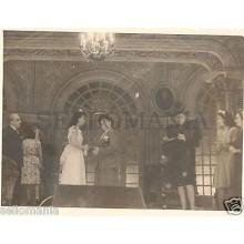 FOTO AÑO 1945 1949 TEATRO CATALAN LA PAPIRUSA ORFEO GRACIENC CATALUNYA   CC00113