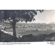 ANTIGUA POSTAL CEUTA MONTE HACHO AFRICA OLD POSTCARD POSTKARTE           CC00209