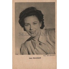 OLD POSTCARD ACTRESS GERMANY LENY MARENBACH YEAR 1940 CARTE POSTALE       CC1283