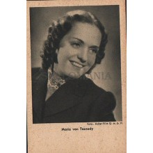 OLD POSTCARD ACTRESS GERMANY MARIA VON TASNADY YEARS 1940 CARTE POSTALE   CC1273