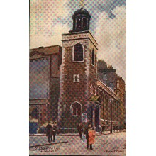 OLD POSTCARD ILLUSTRATORS . ST. CATHERINE CREE . TUCK&SONS CARTE POSTALE  CC1242