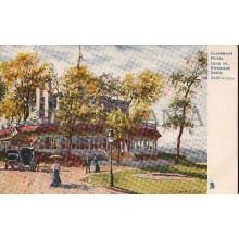 OLD POSTCARD ILLUSTRATORS CLAREMONT HOTEL TUCK & SONS CARTE POSTALE       CC1244