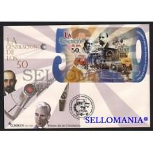 2016 FDC SPD GENERATION GENERACION 50 VESPA SEAT 600 TVE SEVERO OCHOA EDIFIL 5090 TC20446
