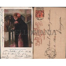 OLD POSTCARD ILLUSTRATORS LA REVOLTOSA YEAR 1903 CARTE POSTALE POSTAL     CC1234